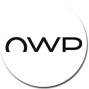 OWP marque lunettes logo
