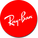 Ray Ban marque lunettes logo